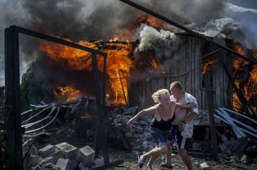 Projetos a longo prazo, 1.º lugar Valery Melnikov, Black Days of Ukraine