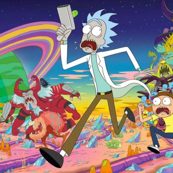 rick and morty wlp