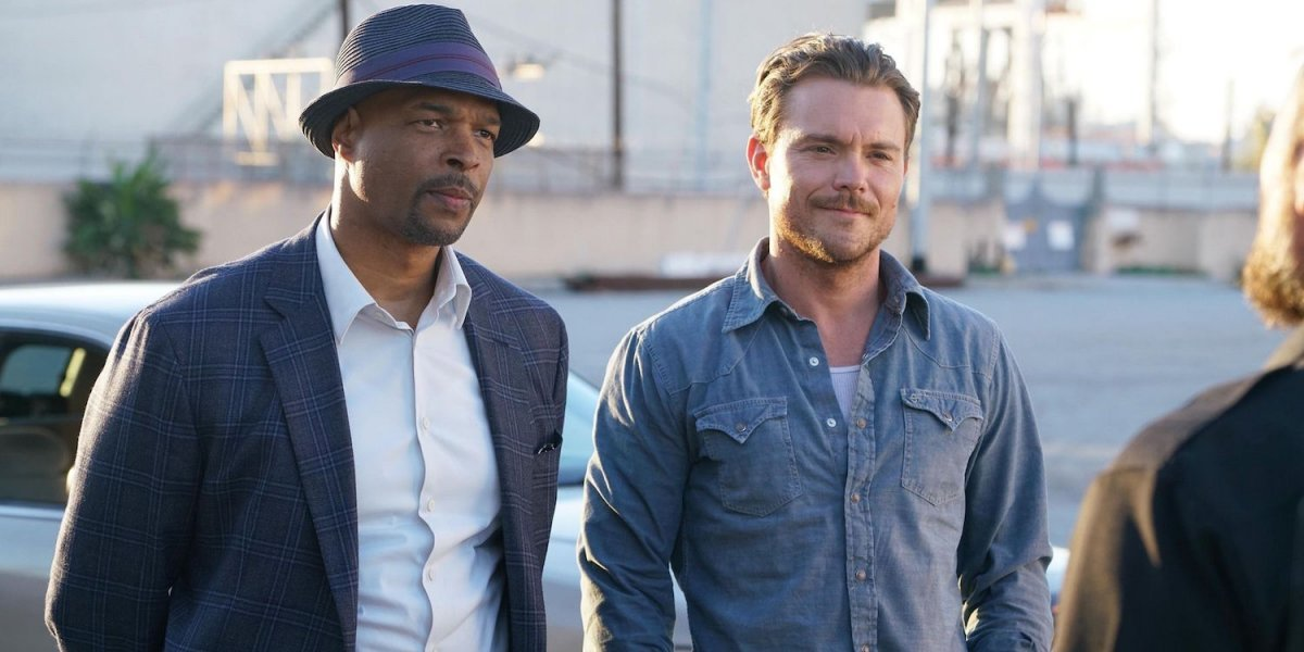Lethal Weapon; série