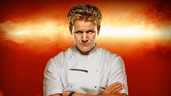 Gordon Ramsay; Hell's Kitchen