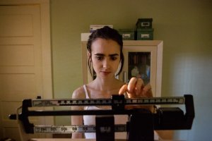 Lily Collins; To The Bone