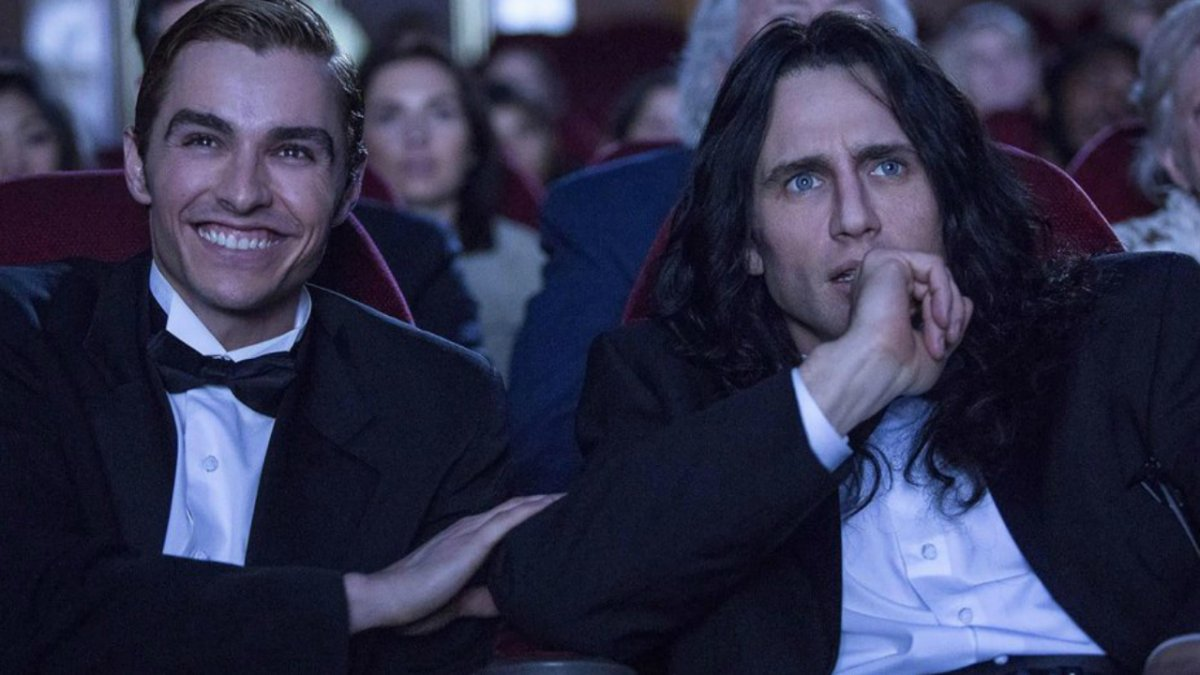 James Franco homenageia infame THE ROOM em 'The Disaster Artist'