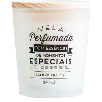 Vela Perfumada Mr. Wonderful