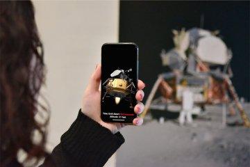 Aplicação AR no iPhone X