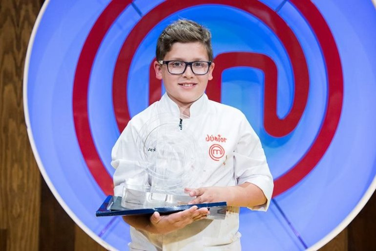 Américo, Masterchef Junior