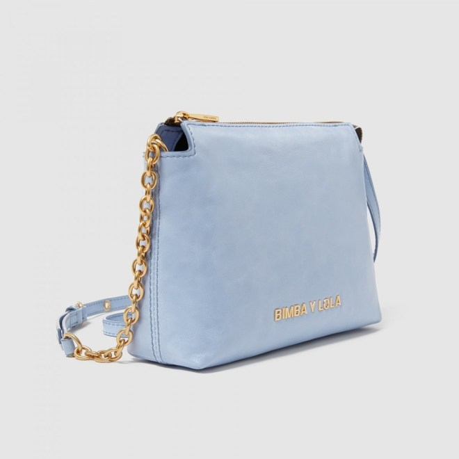 Blue Envelope Crossbody Bag 135€ Bimba Y Lola
