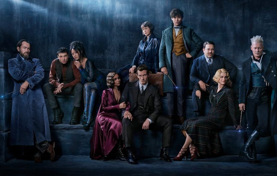 Elenco de Fantastic Beasts: The Chrimes of Grindelwald