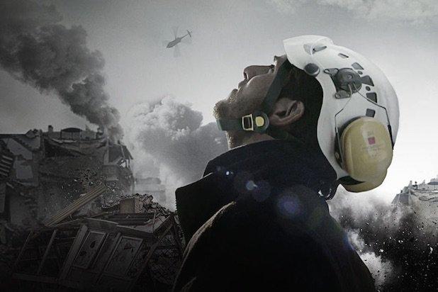 the White Helmets