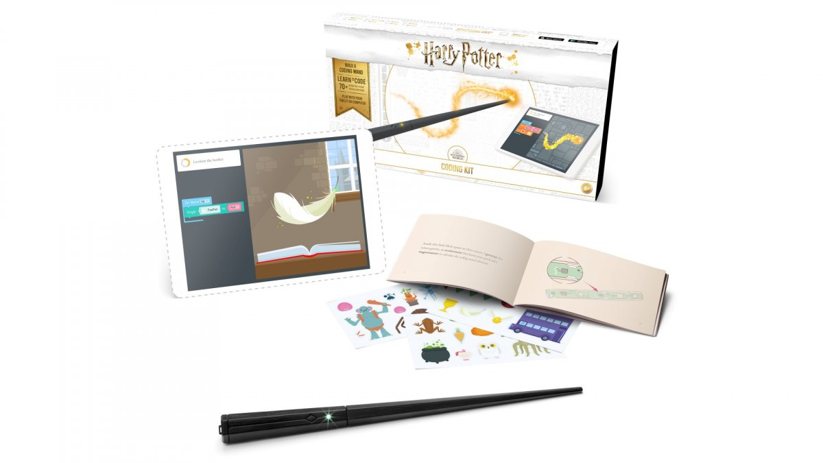 Coding Kit Harry Potter da Kano