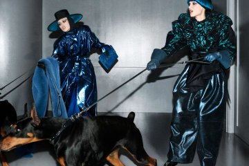 high fashion marc jacobs ad campaign