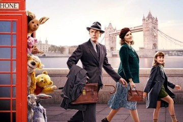 Christopher Robin Filme