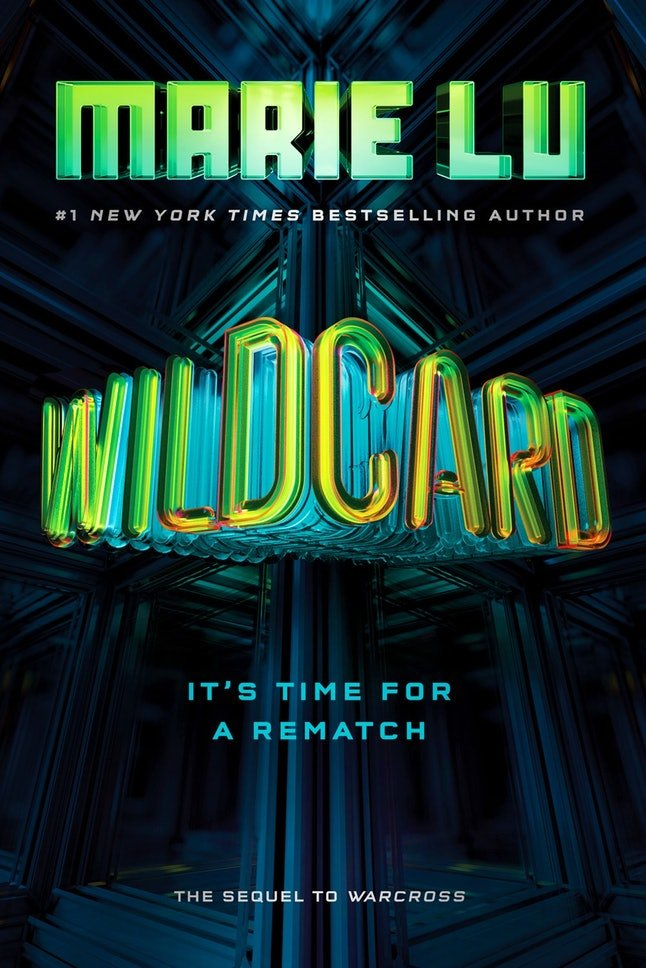 'Wildcard' by Marie Lu (Sept. 18)
