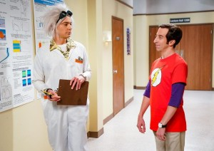 The Big Bang Theory episódio de Halloween