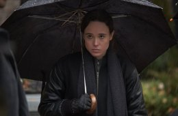 Vanya (Ellen Page) em The Umbrella Academy