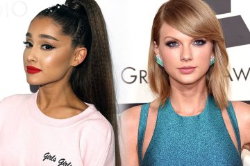 Ariana Grande / Taylor Swift - favoritas VMA 2019