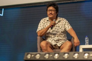 Benedict Wong na Comic Con Portugal 2019
