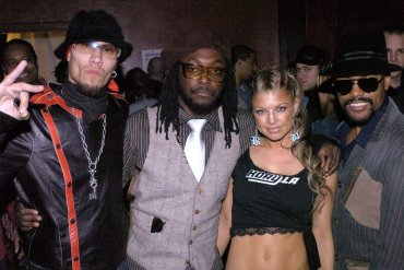 Black Eyed Peas, 2009