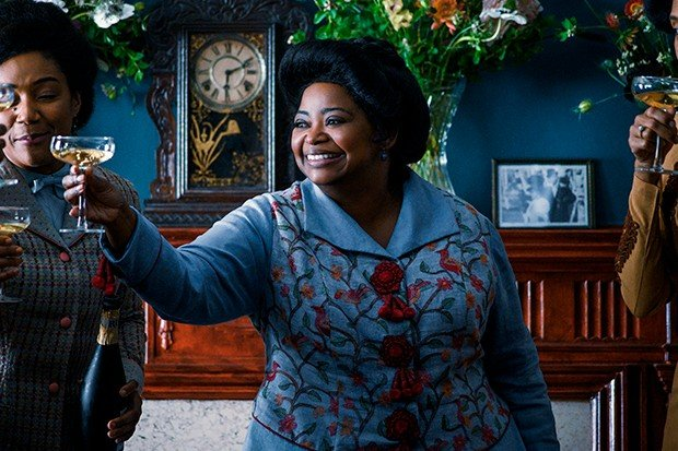 Octavia Spencer em Madam C. J. Walker