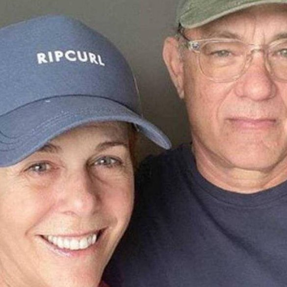 Tom Hanks e Rita Wilson