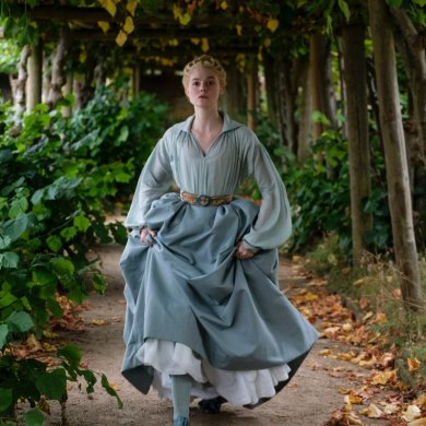 Elle Fanning em The Great