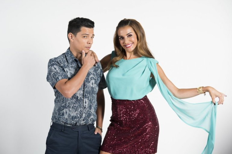 The Voice Portugal 2020 Catarina Furtado e Vasco Palmeirim