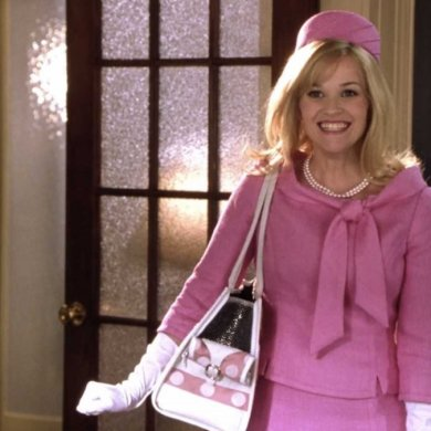 Reese Witherspoon em Legalmente Loira