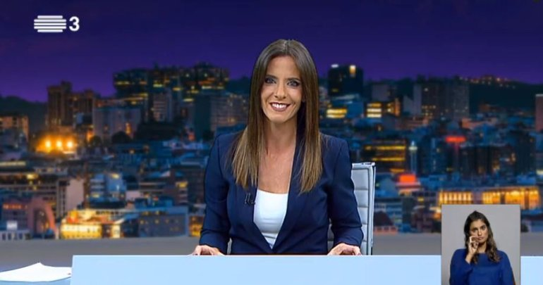Ana Guedes Rodrigues, RTP3