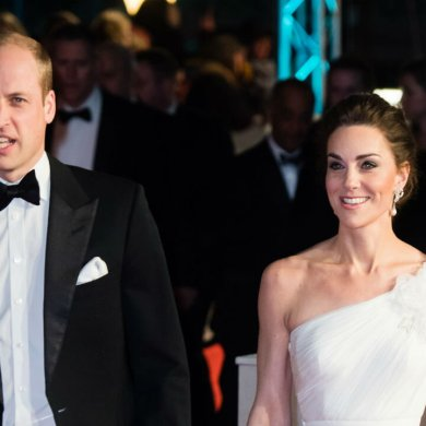 william kate bafta