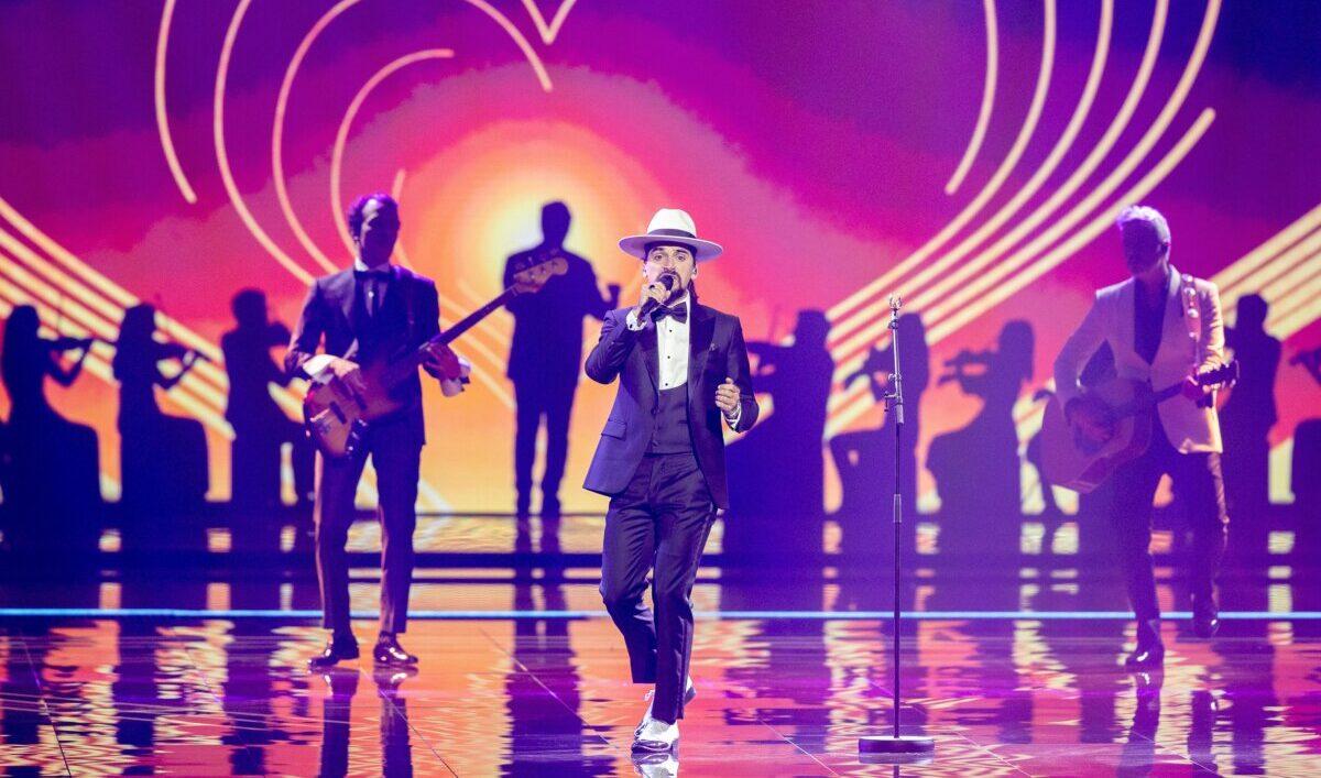 Eurovisão 2021 - The Black Mamba