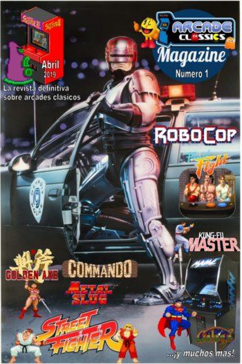 Arcade Classics Magazine nº 1