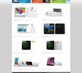 Diseño web Granada  Distribuidor THL España