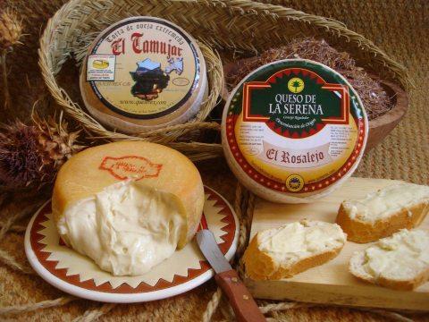 Resultat d'imatges de queso de la serena
