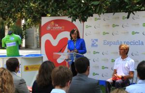 Presentación de la iniciativa España Recicla