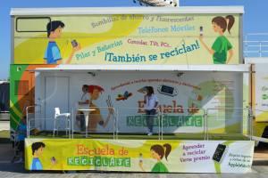 Éxito de la Escuela en Inca.