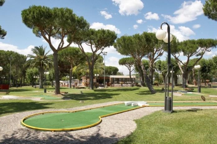 Mini Golf Valldaro, en Castell-Platja d'Aro