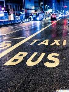estacion taxis madrid