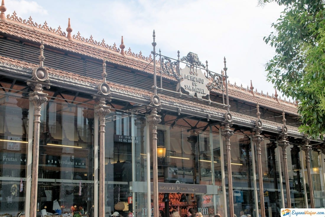 mercado san miguel madrid