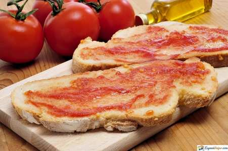 pan con tomate españa