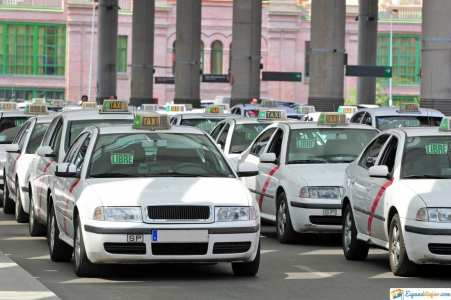 taxis madrid
