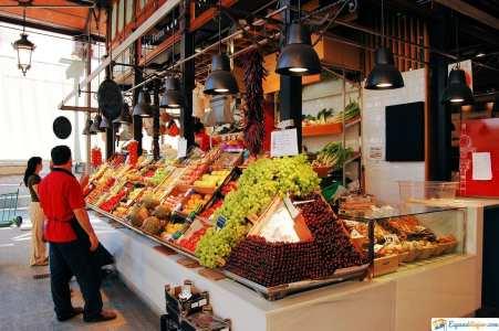 mercado madrid