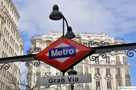 metro gran via