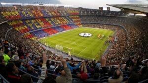 Estádio Camp Nou do Barcelona