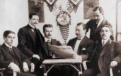 Fundadores do Barcelona