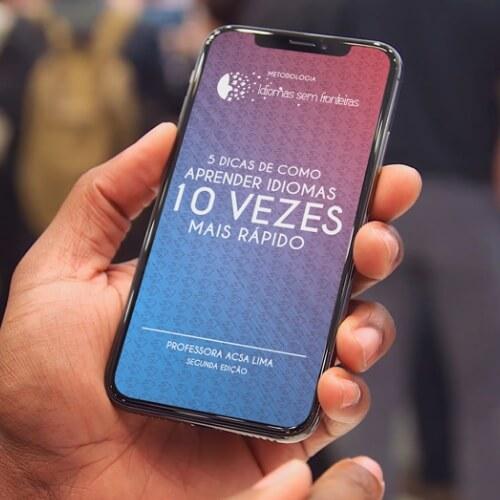 Espanhol Sem Fronteiras - Aprenda espanhol 10 vezes mais rápíio