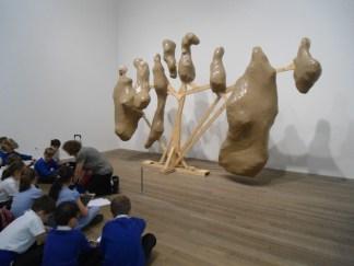 Qué importante fomentar el valor del arte desde bien chicos #TATE