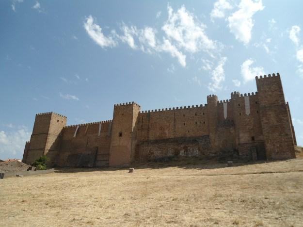 Castillo de Sigüenza, hoy Parador Nacional