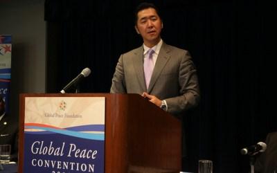 Discurso del Dr. Hyun Jin Moon en la Plenaria de Apertura de la Convención Paz Global 2012