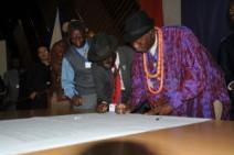 La Cumbre de Juventud Nacional en Kenia refleja los compromisos de La Declaración de Nairobi