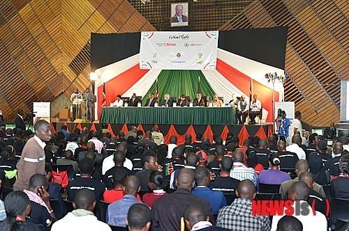 Discurso de Apertura del Dr. Hyun Jin Moon durante la Convención Paz Global 2010 Nairobi, Kenia