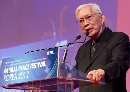 2012 08.17 GPLC Opening- H.E. Cardinal Gaudencio Borbon Rosales